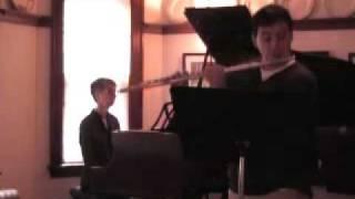 Muczynski Sonata Mvts. 3 and 4 BFA Studio Thumbnail