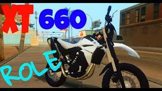 👑ROLE DE XT 660+GRAU🔰GTA SAN ANDROID!!!
