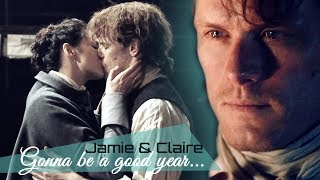 Video Джейми и Клэр /Jamie & Claire - Gonna be a good year [3x06] download MP3, 3GP, MP4, WEBM, AVI, FLV Desember 2017