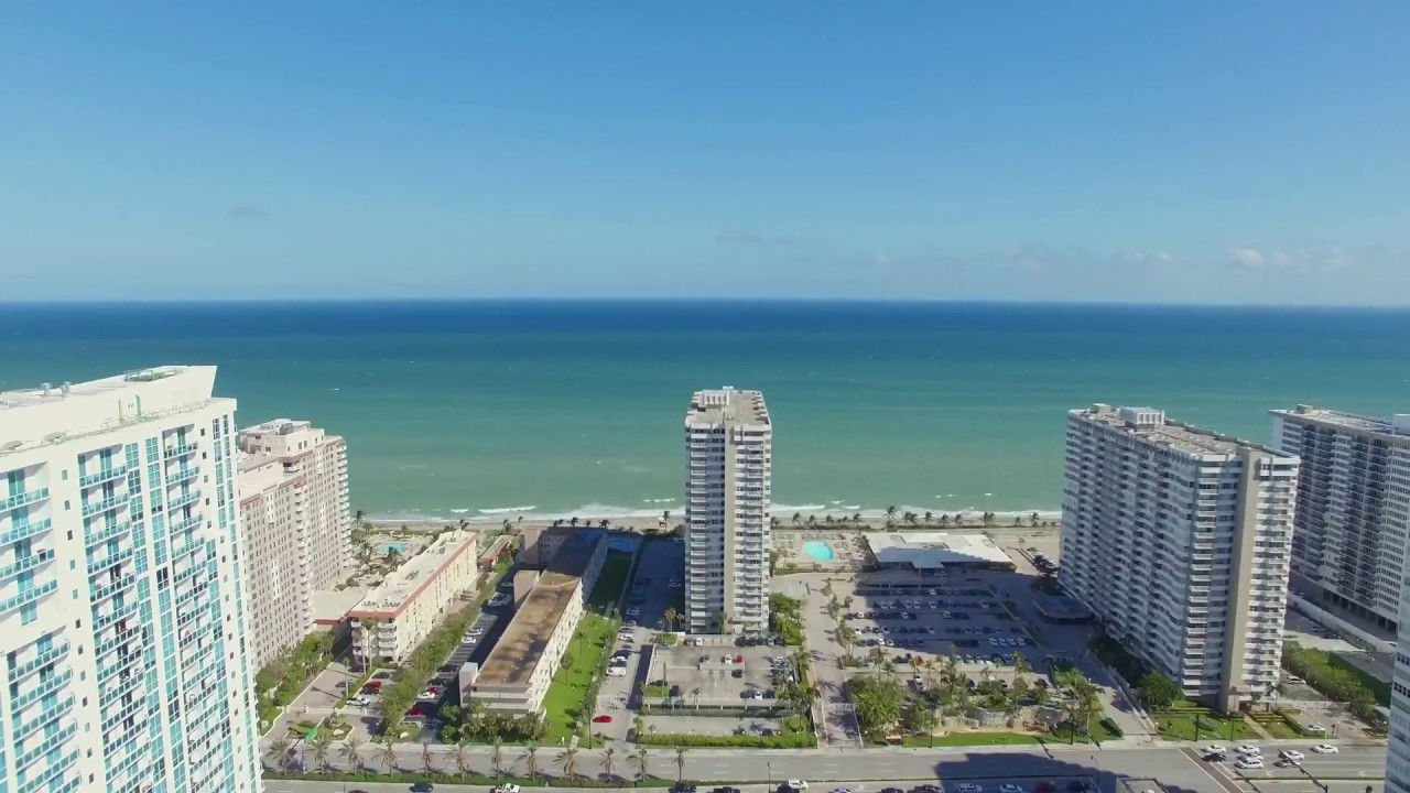 1965 S Ocean Drive 6j The Hemispheres Hallandale Beach Waterfront