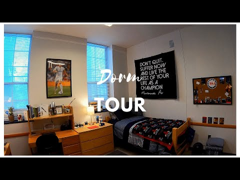 MY JOHNS HOPKINS DORM TOUR - FRESHMAN YEAR 2019