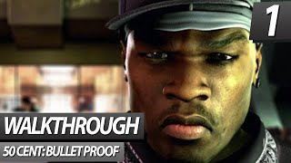 50 Cent Bulletproof Walkthrough Gameplay Mission 1