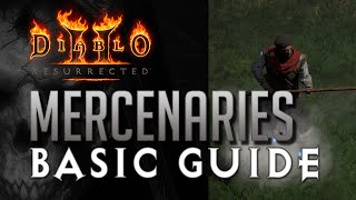 [GUIDE] New Player Guİde to MERCENARIES - Diablo 2 Resurrected