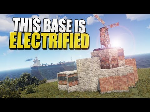 My GREATEST Design TO DATE - Solo Duo Trio (Rust Base Build)
