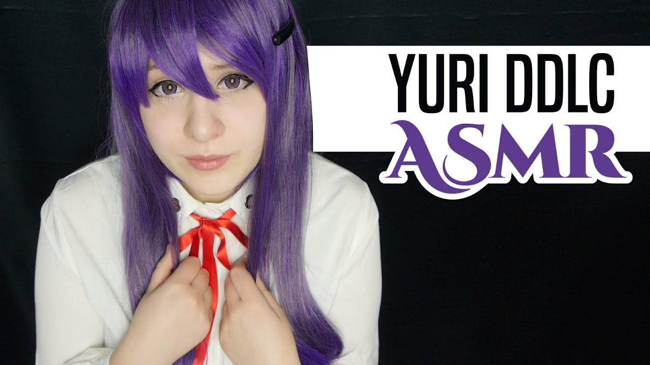 Cosplay Asmr Yuri S Love Confession Doki Doki Literature Club