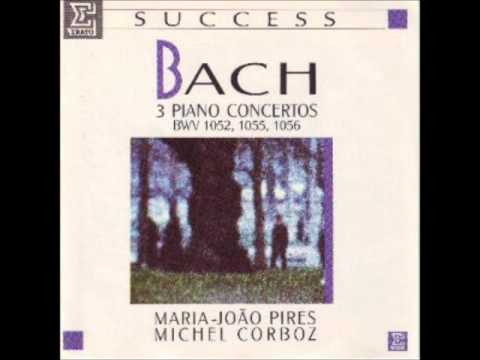 Maria Joao Pires interpreta el Concierto para piano nº5 en fa menor,Bwv 1056.de Bach piano.wmv