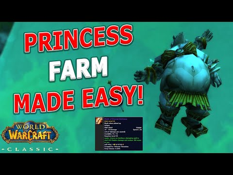 WoW Classic - How to Solo Princess in Mara with any Talent Build as a Mage!!