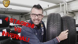 MICHELIN CROSS CLIMATE PLUS - GOMME 4 STAGIONI