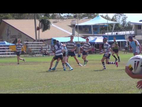 Townsville Brothers v Beaudesert Blue - 2nd Half
