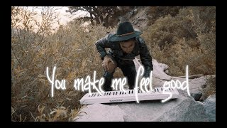 SPENCE - Make Me Feel Good ft. Rachel Raquel | LYRIC VIDEO