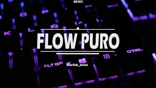 """FLOW PURO"" Pista de Trap Uso Libre | (PROD. X AERE BEATS) X HIP-HOP FREE BEAT 2019"