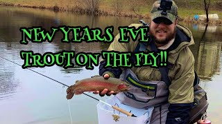 TROUT FISHING New Years Eve