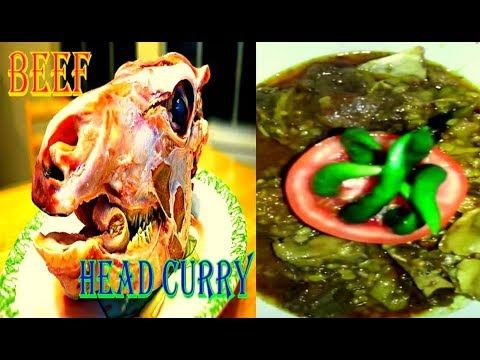 Unique New Beef Head Curry recipes topic - 2019