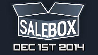 Salebox - Featured Deals - December 1st, 2014