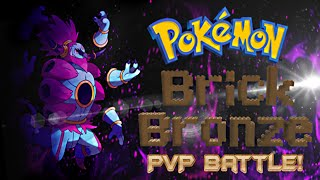Roblox Pokemon Brick Bronze PvP Battles - #130 - LittleBigBlox565