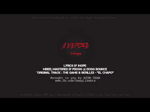 [VIETSUB + LYRICS] BTS J-HOPE Mixtape - 1 VERSE