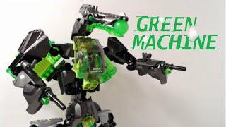 Bioformer Reviews: Green Machine (XL Machine / Stealth Machine)