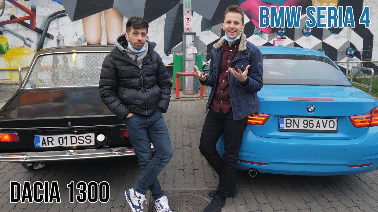 SCHIMB DE MAȘINI cu Mircea Bravo