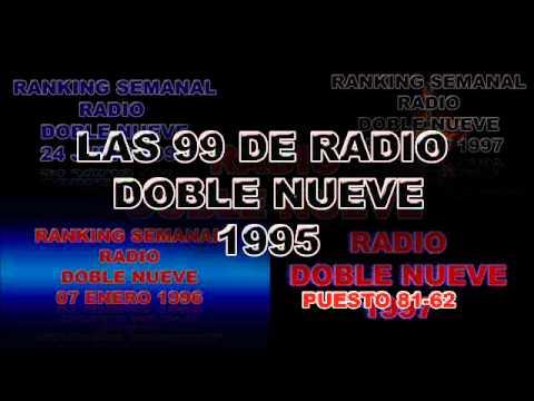Ranking Anual 1995 Doble Nueve Parte 2.wmv