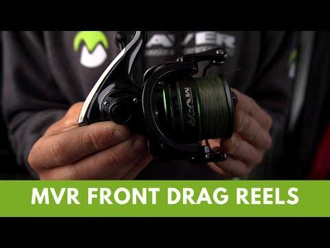 Maver Match Fishing TV: Front Drag Reels