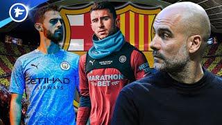 Pep Guardiola veut offrir 7 joueurs au FC Barcelone | Revue de presse