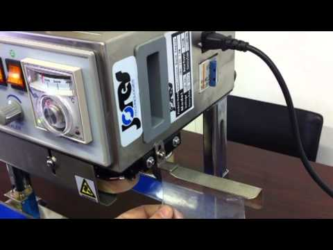 Continuous Band Sealer (Instructional Video)