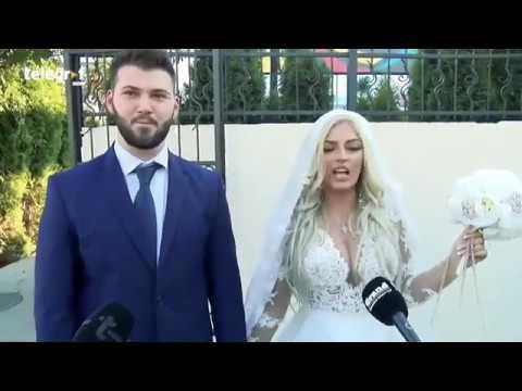Udala se Gastozova bivša, svadba kasnila, kumi pukla haljina