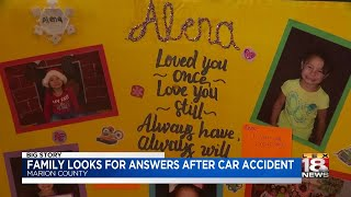 Family Looks For Answers After Car Accident