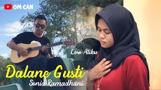 Download DALANE GUSTI cover om can feat Sonia Ramadhani