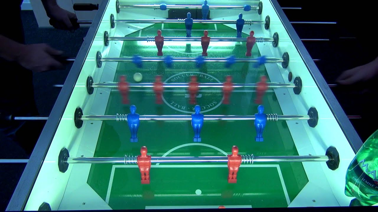 BEST GOALS Table Football ITALY FAS YouTube - Italian foosball table