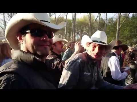 Adrian Tigen En San Pedro Country Music Festival 2016