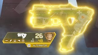 people would do anything for this golden gun in apex legends..