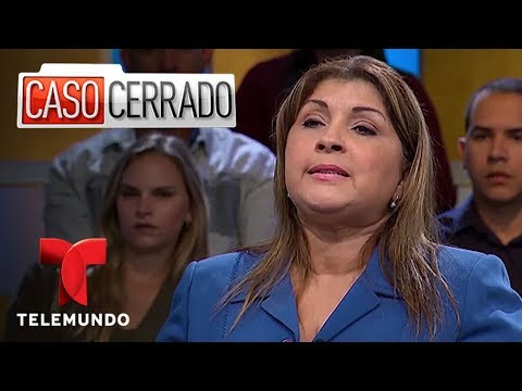 Caso Cerrado | Drug Addict Turns Nuns Into Pot Heads👧💉👵🌿💨 | Telemundo English