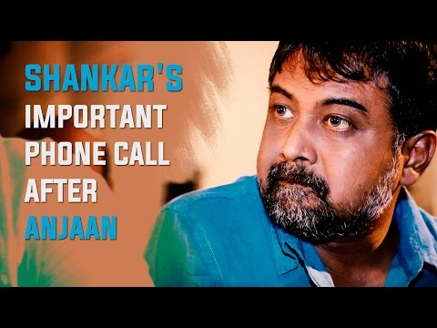 Shankar's most important phone call after Anjaan - Lingusamy