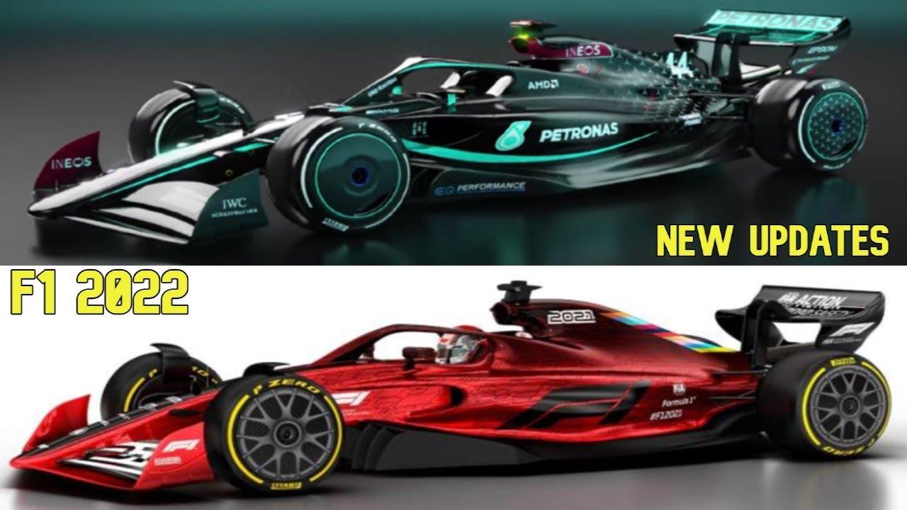Formula 1 Calendar 2022.F1 2022 Cars New Changes Regulations Youtube