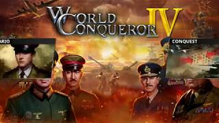 World Conqueror 4 for android Game Trailer (Android & iOS)