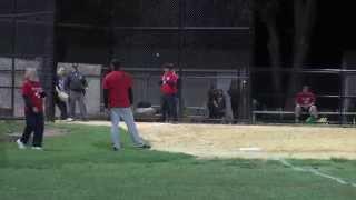 Mountainside, NJ Softball Smackdown Police vs. Fire 2014