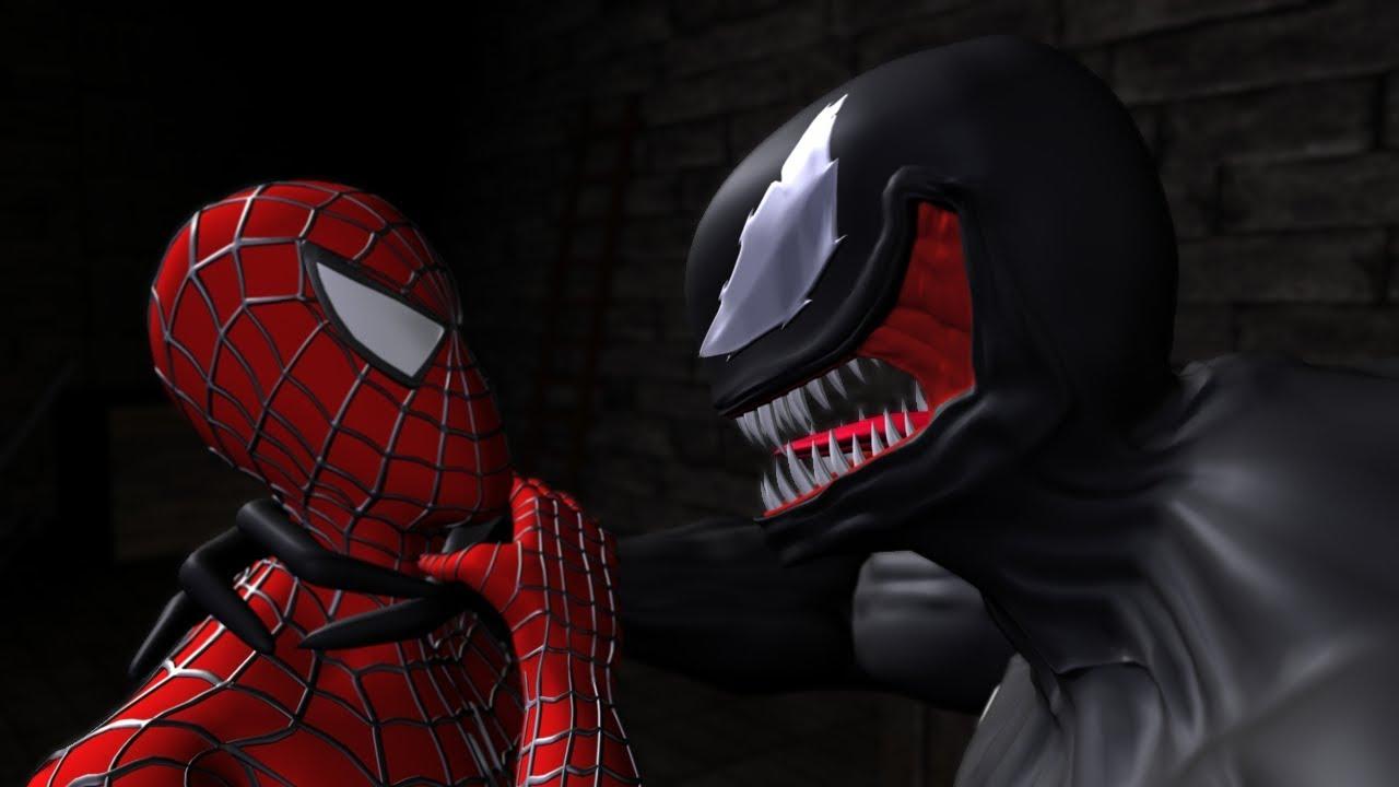 Y Spiderman Spider-Man vs. Venom -...