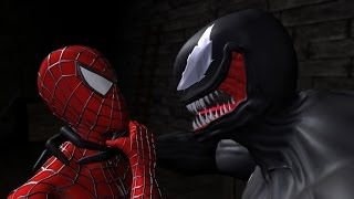 Spider-Man vs. Venom - Spider-Man Ultimate 4