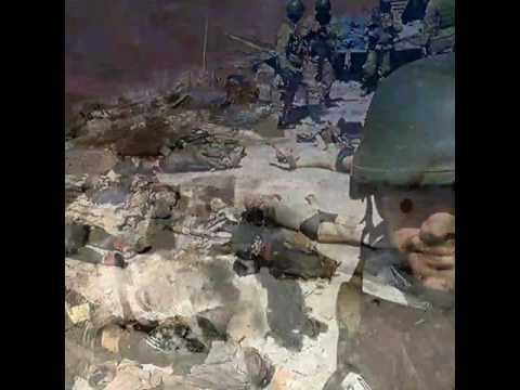 Turkish military terrorist dogs sent hell