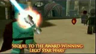 LEGO Star Wars II Trailer