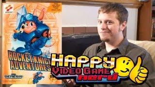 Happy Video Game Nerd: Rocket Knight Adventures (Gen/MD)