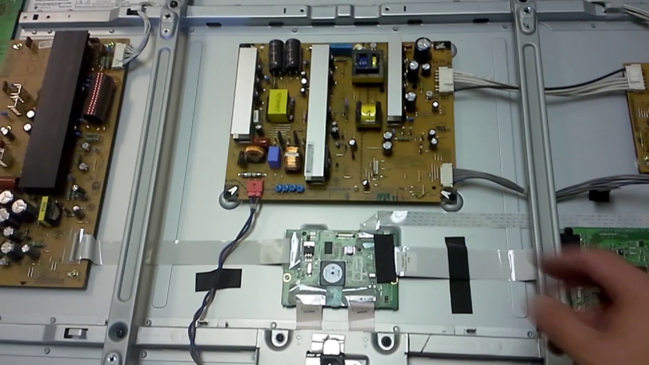 lg 50pa4500 um 50pa450c um plasma tv service manual