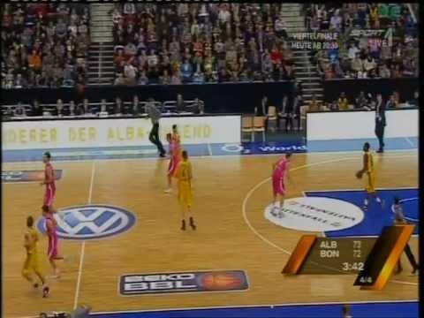 Alba Berlin vs Telekom Baskets Bonn (BEKO BBL # 15. Spieltag # 30/12/11)