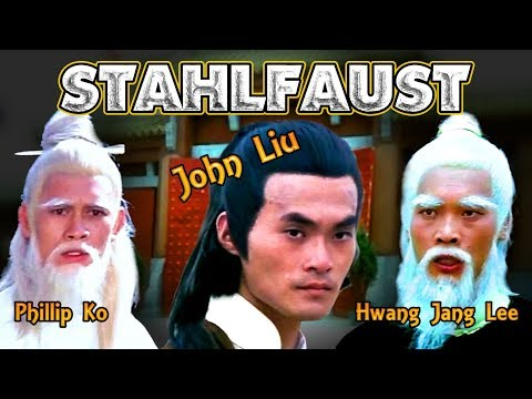 Stahlfaust John Liu, Deutsch, Eastern
