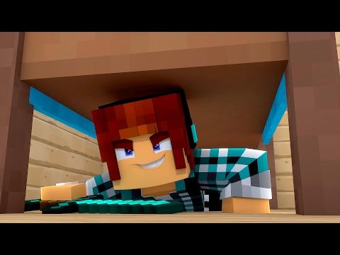 Minecraft - PROTEJA SUA CAMA !! (Bed Wars)