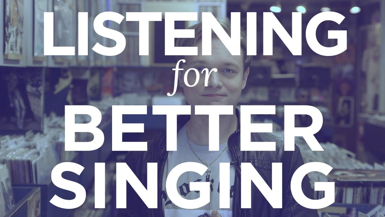 """Listening For Better Singing"" - Quick Singing Tips Ep. 12 Cover"