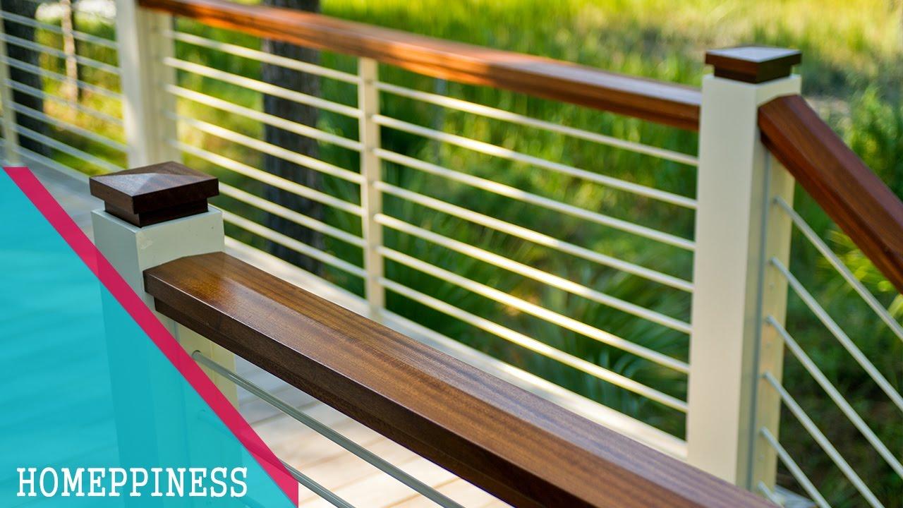 New Design 2017 10 Modern Horizontal Wood Fence Ideas