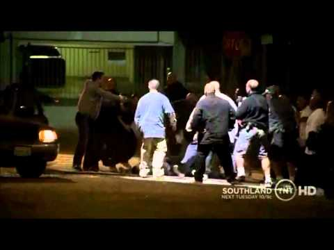 SouthLAnd: Detective Moretta is killed
