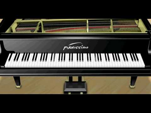Vanessa Carlton  A Thousand Miles  Piano Tutorial + Music Sheet + MIDI + MP3